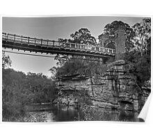 Beneath the Bridge Poster