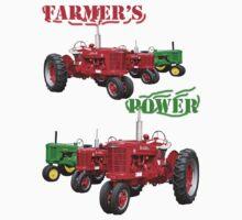 Farmer's Power by Lam Tran