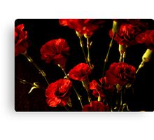 Scattered  Canvas Print