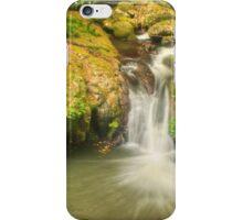 Bunyip Falls at Lamington iPhone Case/Skin