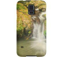 Bunyip Falls at Lamington Samsung Galaxy Case/Skin