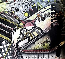 Kitty Dream by Larry Butterworth