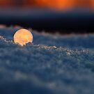 29.12.2014: Frozen Soap Bubble by Petri Volanen