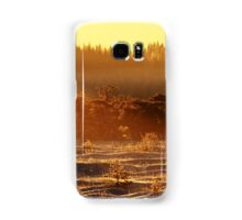 29.12.2014: Winter Morning at Torronsuo National Park II Samsung Galaxy Case/Skin