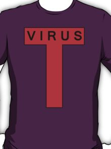 T-Virus Black T-Shirt