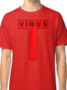 T-Virus Black Classic T-Shirt
