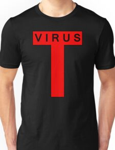 T-Virus Black Unisex T-Shirt