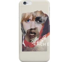 CACHE iPhone Case/Skin
