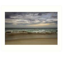 Atlantic View Art Print