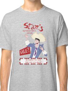 Monkey Island - Stan's coffins Classic T-Shirt