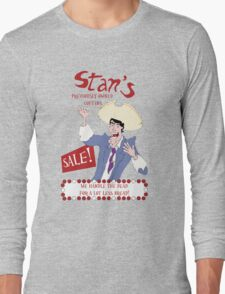 Monkey Island - Stan's coffins Long Sleeve T-Shirt