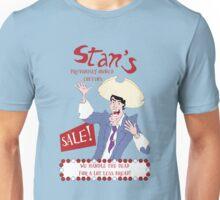 Monkey Island - Stan's coffins Unisex T-Shirt
