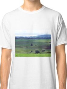 Along The Country Road Classic T-Shirt