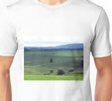 Along The Country Road Unisex T-Shirt