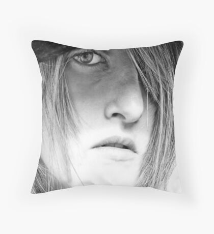 Lara Small Throw Pillow