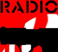 Guerilla Radio Sticker