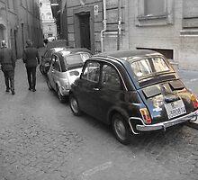 """Fiat 500 """"Bambino"""" by Randompal"""