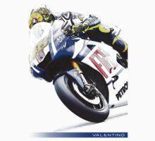 Moto GP Valentino 46 Style - 2010 by artguy24