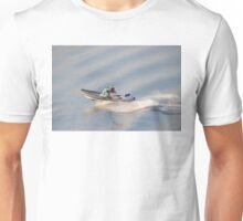 Flying Over The Waves Unisex T-Shirt