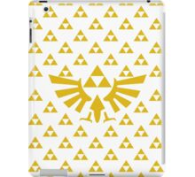 For the kingdom of Hyrule! iPad Case/Skin