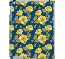 Beautiful Yellow Rose Flowers iPad Case/Skin