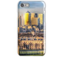 Greenwich Naval College iPhone Case/Skin