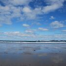 Norman Beach by Catherine Davis