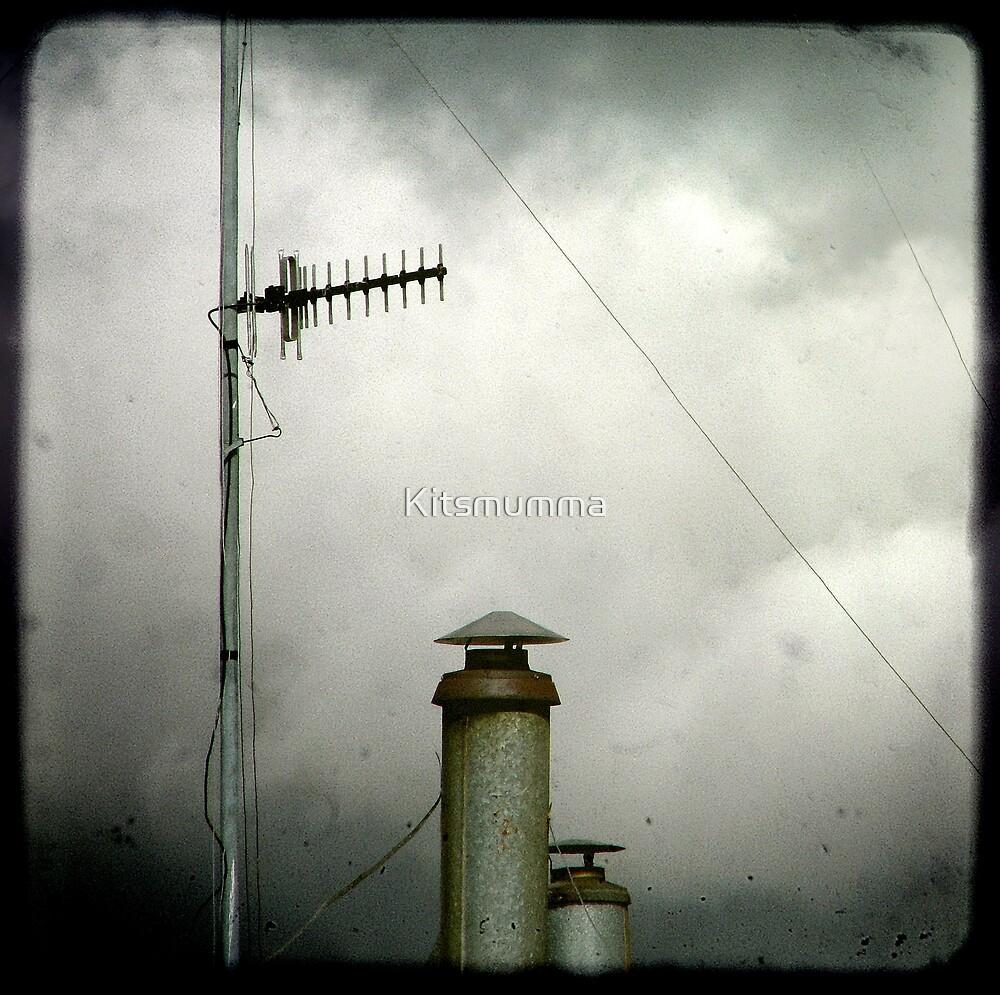 Aerials & Chimneys by Kitsmumma