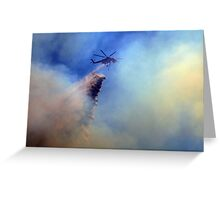 When Things Get Hot Greeting Card