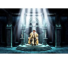 King Arthur and the Holy Grail Photographic Print