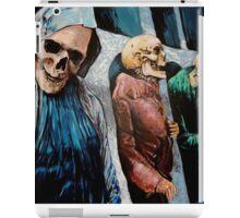 Somnum Sempiternum (Eternal Sleep) iPad Case/Skin