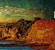 Sunrise on the Cliffs  by joolz