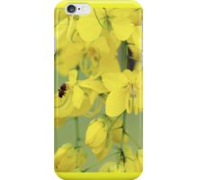 Be(e) In a Happy Place iPhone Case/Skin