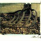 Derelict Train Station - Barrel #2 by Steven Godfrey