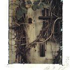 Derelict Train Station - Door by Steven Godfrey