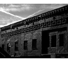 Old Brick Photographic Print