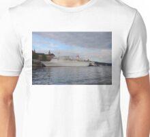 Cruise Ship Black Watch Unisex T-Shirt