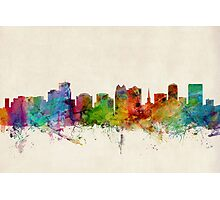 Orlando Florida Skyline Photographic Print