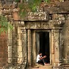 just another day in angkor by Jason Kumar
