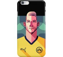 Marco Reus Vector Art iPhone Case/Skin