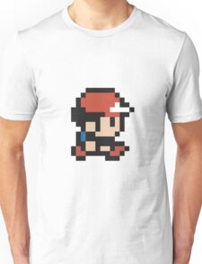 Ash Ketchum - Pokemon - Pixel Unisex T-Shirt