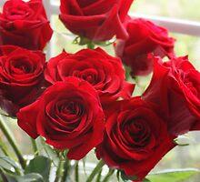 A Vase of Love by AuntDot