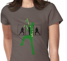 Thriller Womens Fitted T-Shirt