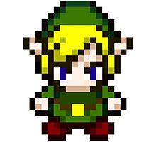Zelda - Pixel by PixelProducts