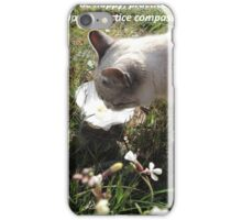 Compassion iPhone Case/Skin