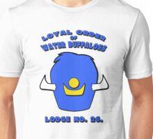 Loyal Order of Water Buffaloes - Lodge No. 26 Unisex T-Shirt