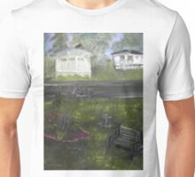 My Backyard - En plein air  Unisex T-Shirt