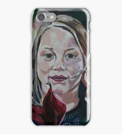 Child's Portrait iPhone Case/Skin