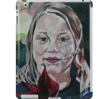 Child's Portrait iPad Case/Skin