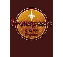BROWNCOATS CAFE Photographic Print